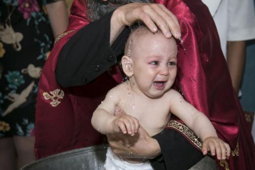 Свето Кръщение на Никола