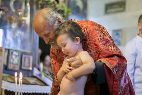 Свето Кръщение на Боян