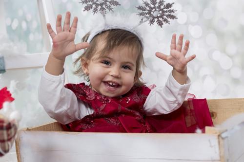 Коледни фотосесии 2019